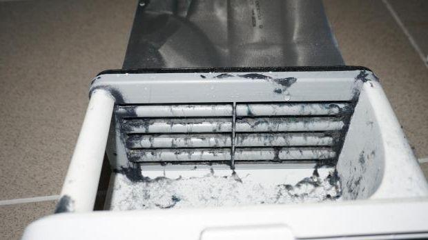 Clean the condenser