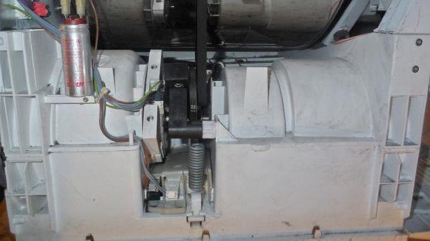 SIWATHERM tumble dryer