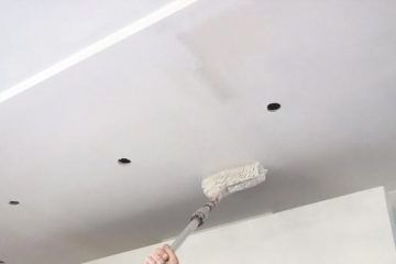 PAINTING A WALL: 5 TIPS TO PREPARE FOR
